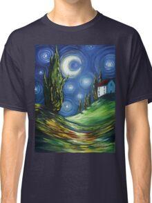 The Dreamers Night Sky Classic T-Shirt