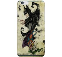 Batman vs. Joker iPhone Case/Skin