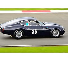 DB 4 Zagato No 35 Photographic Print