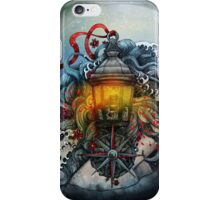 Amid the breakers iPhone Case/Skin