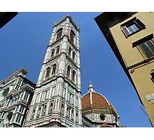 Santa Maria dela Fiore - Florence Italy Photographic Print