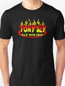 R.I.P. TONY SLY!! Unisex T-Shirt