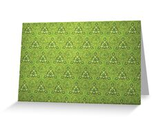 Prismatic Texture 142 Greeting Card