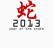 Year of The Snake 2013 T-Shirt Unisex T-Shirt