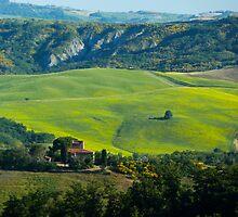 TOSCANA - ITALY by RAN Yaari