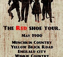 The Red Shoe Tour by Stephen Fisher