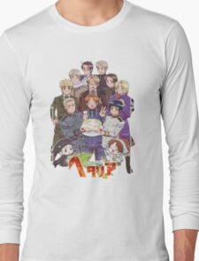 Hetalia Tee Long Sleeve T-Shirt