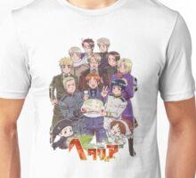 Hetalia Tee Unisex T-Shirt
