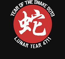 Lunar Year of The Snake 4711 T-Shirt Unisex T-Shirt
