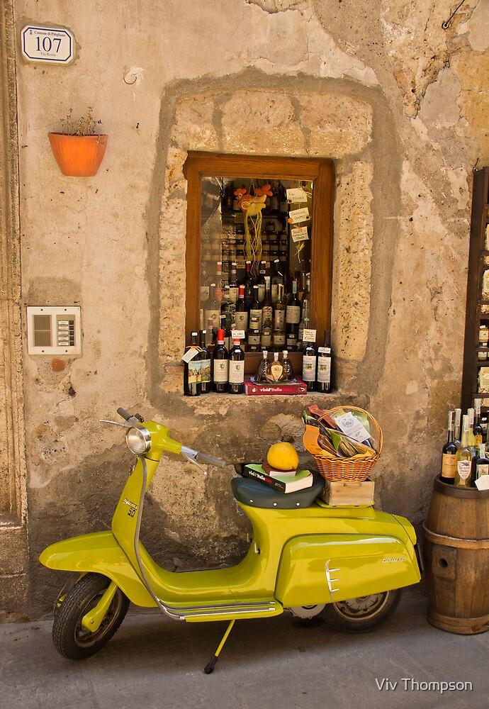 La mia Lambretta by vivsworld