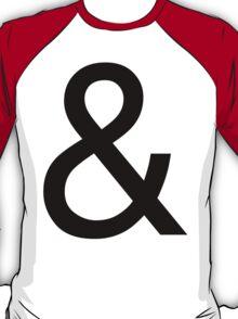Ampersand (Helvetica) T-Shirt