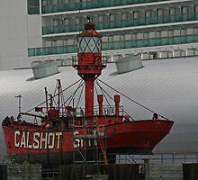 LV Calshot Spit by RedHillDigital