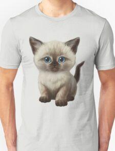 Cataclysm- Siamese Kitten Classic Unisex T-Shirt