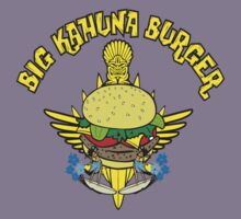 big kahuna burger by BUB THE ZOMBIE