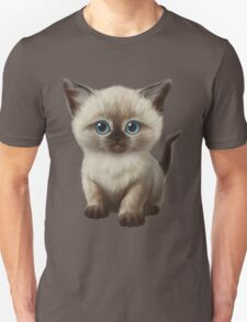 Cataclysm: Siamese Kitten Paws T-Shirt