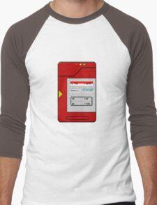 New Pokedex Entry: T-shirt Men's Baseball ¾ T-Shirt