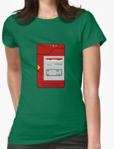 New Pokedex Entry: T-shirt Womens Fitted T-Shirt