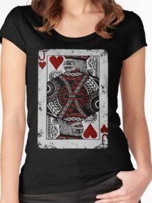 Joker Mummy Women's Fitted Scoop T-Shirt