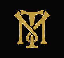 Tony Montana Monogram by slr81