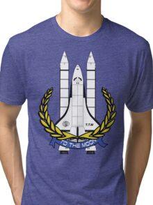 shuttle Tri-blend T-Shirt