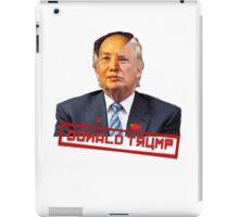"Mao ""Donald Trump"" Zedong iPad Case/Skin"