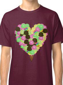 ice cream lover Classic T-Shirt