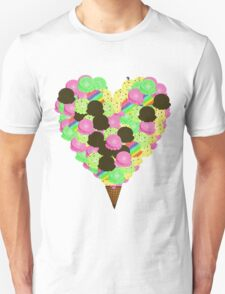 ice cream lover T-Shirt