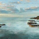Avalon Rocks, Sydney, New South Wales, Australia by Michael Boniwell