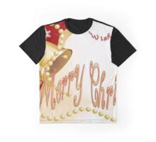 Wishing You Both A Very Merry Christmas Graphic T-Shirt