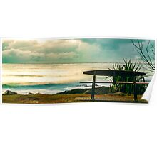 snapper rocks seat 2 Poster