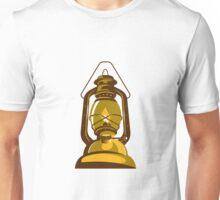 kerosene oil lamp retro Unisex T-Shirt