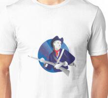 American minuteman revolutionary soldier Unisex T-Shirt