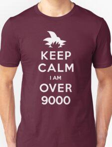 Keep Calm I am Over 9000 T-Shirt