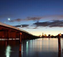 Forster Bridge by kelliejane