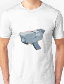 mobile speed camera radar gun retro Unisex T-Shirt