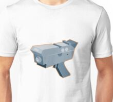 mobile speed camera radar gun retro Unisex T-Shirt