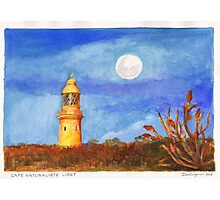 Cape Naturaliste Light Photographic Print
