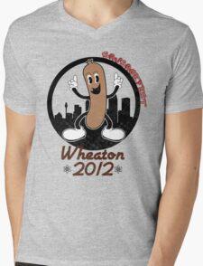 Wil's Sausage Fest Mens V-Neck T-Shirt
