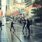 Bourke St by Mrs Mel Brackstone