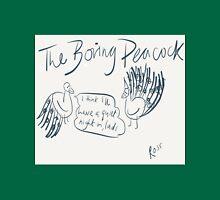 The Boring Peacock T-Shirt