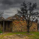 Denmans Cottage. by Julie  White