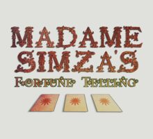 Madame Simza's Fortune Telling by moviebrands