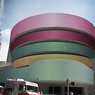 bubble gum guggenheim by vinpez