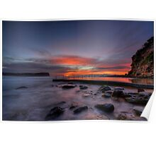 Macmasters Beach. Poster