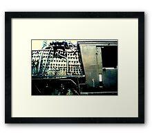 The Locomotive Engine Framed Print