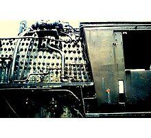 The Locomotive Engine Photographic Print