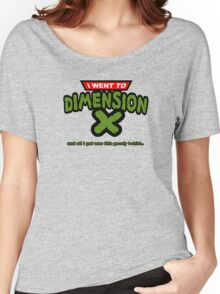 Dimension X T-Shirt Women's Relaxed Fit T-Shirt