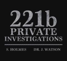 221b Private Investigations by moviebrands