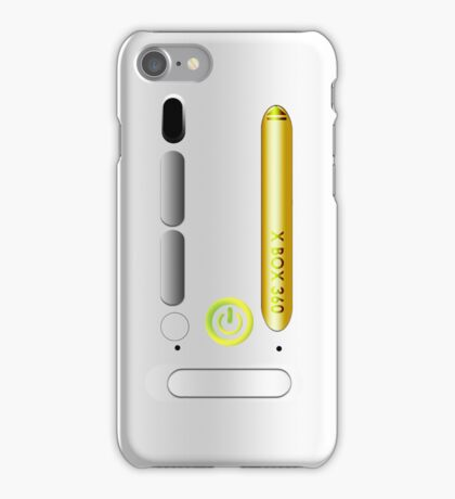XBox 360 iPhone Case/Skin