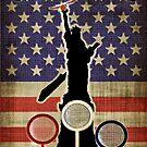 New USA T-shirt by Isaac Novak